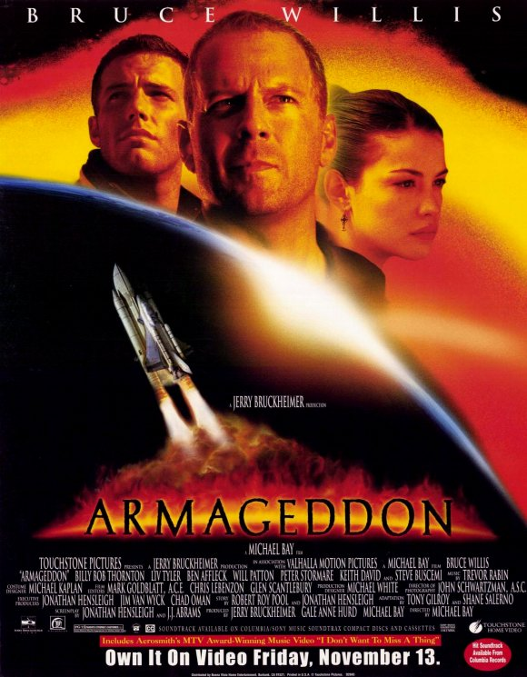 ToxicMovies: Armageddon (1998)