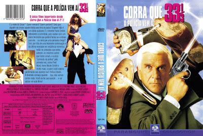Filme Corra Que A Polícia Vem Aí 3 (Naked Gun 3 The Final Insult) DVD Capa