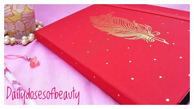 Matrikas Stationery The Creative Woman's journal ( To Write ) Review