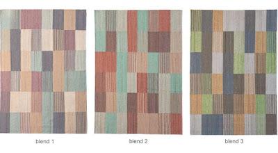caracteristicas de estas alfombras y blend disponibles