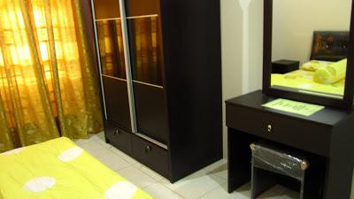 Homestay di Seri Iskandar Perak