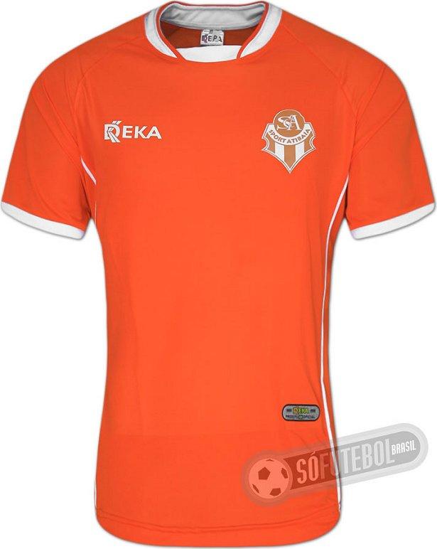 Deka apresenta novas camisas do Atibaia - Show de Camisas f741a12484d44