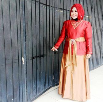 53+ Model Baju Batik Modern Terbaru Untuk Wanita Modis Dan Elegan