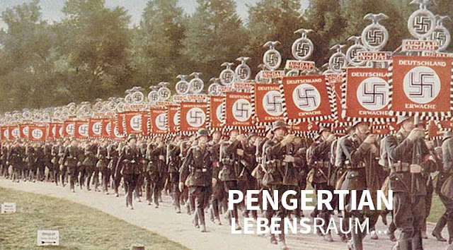 Pengertian Lebensraum dan sejarahnya