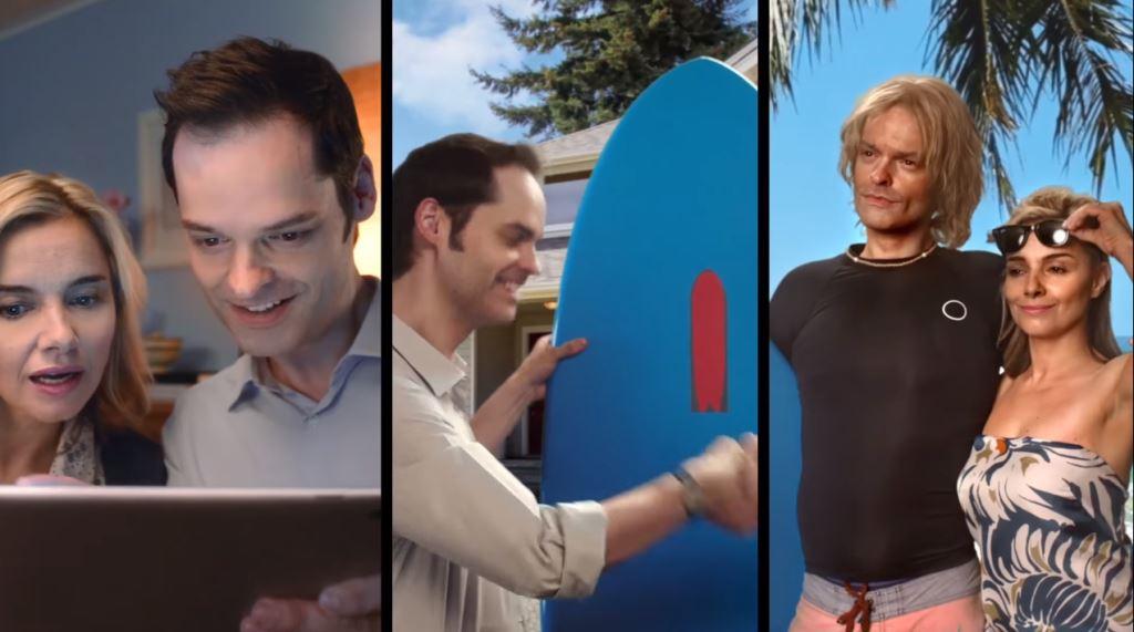 attore spot subi.it tavola da surf
