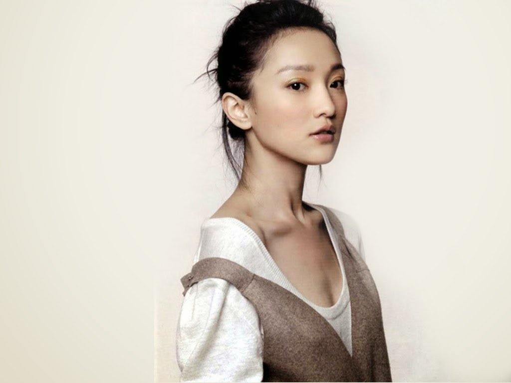 Cute Stylish Girl Wallpaper Hd Zhou Xun 4u Hd Wallpaper All 4u Wallpaper