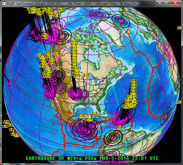 Earthquake 3D 2.92 Free Edition - Download Freeware