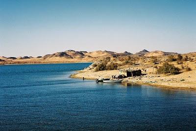 Menyingkap Rahasia Di Balik SUngai Nil