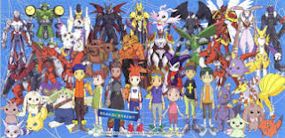 Digimon Adventure The Movie
