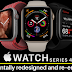 (Apple Watch Series 4) é lançado com tela maior e um recurso nunca visto antes