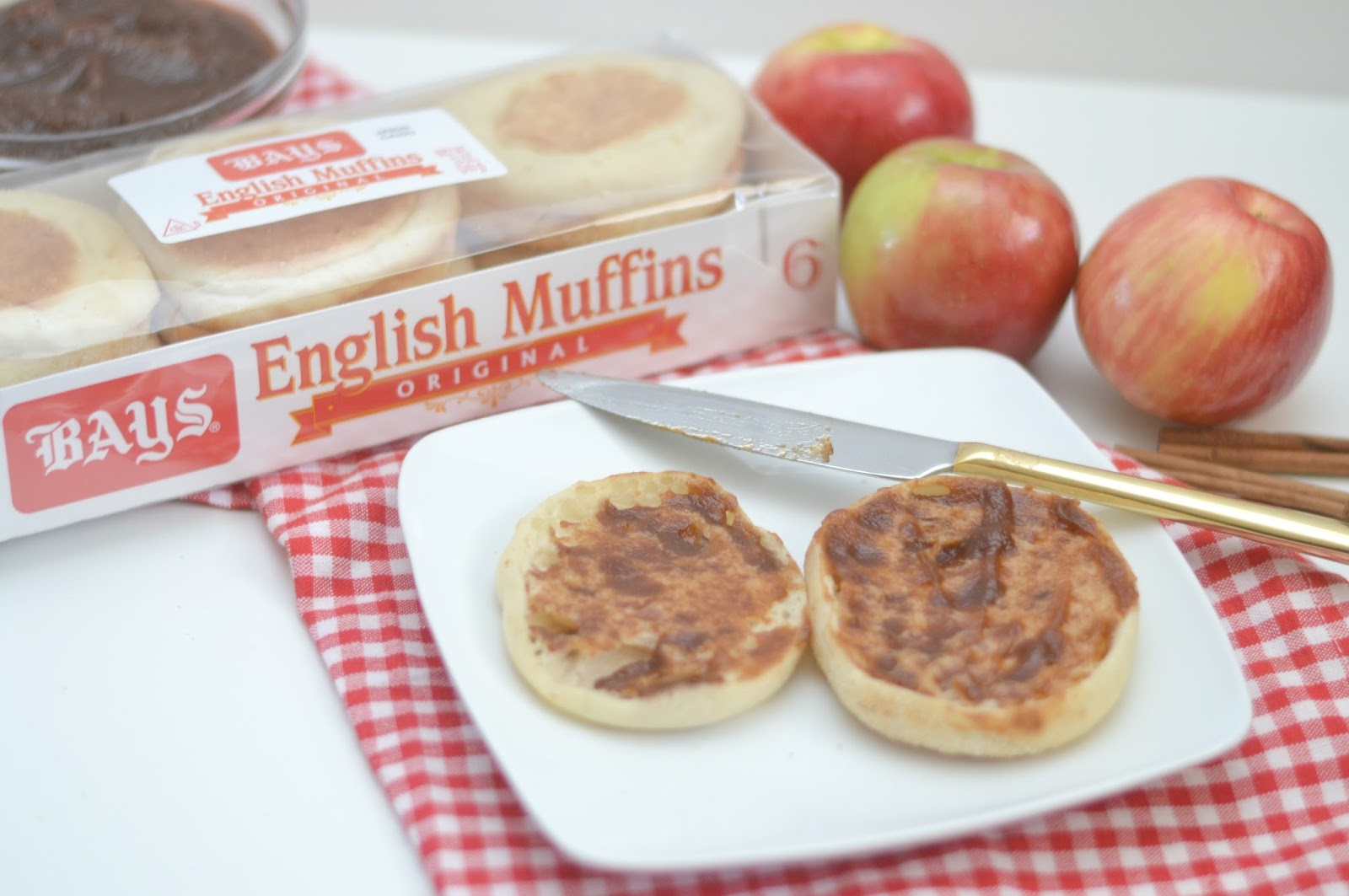 Slow Cooker Apple Butter Bays English Muffins Building