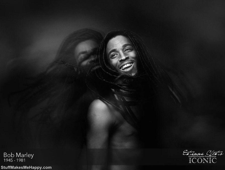 16. Bob Marley