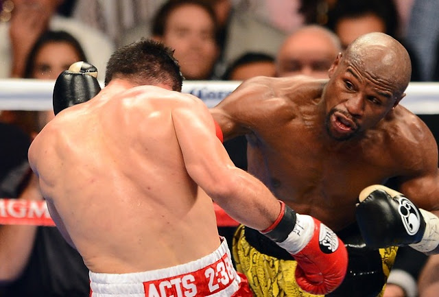 Floyd Mayweather vs. Robert Guerrero - Full Fight Video