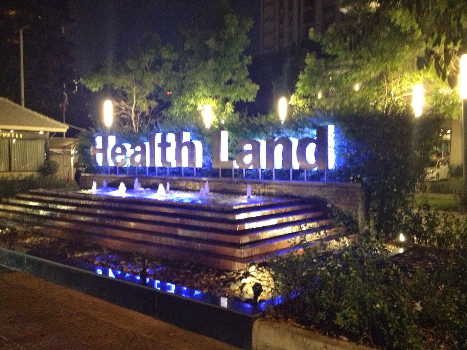Bangkok - Health Land Asoke location