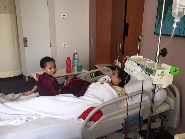 Red Mummy Jatuh Sakit, Disyaki Mengidap Jangkitan
