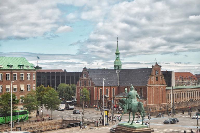 Visiter la ville de Copenhague au Danemark