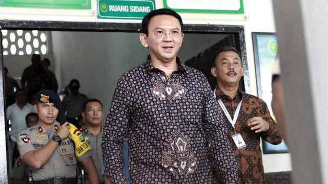 Ahok Sumbang Dana 2 MIlyar Untuk Mako Brimob