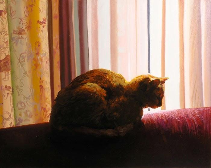 Масляная живопись. Robert Bootier