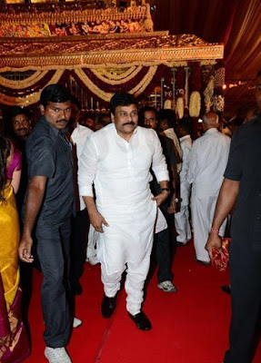 Chiranjeevi-Danam-Nagender-Daughter-Manisha-Marriage