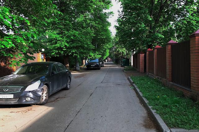улица Верещагина