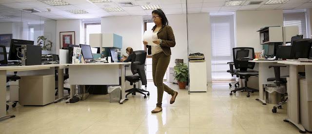 Исследователи из Гарварда выяснили, что Офисы типа open space снижают у работников стремление к сотрудничеству
