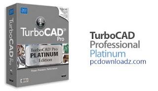 TurboCAD Professional Platinum v21.1 x86 / x64 Free Download
