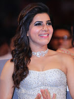 Actress Samantha Hot Stills at SIIMA 2016 Awards
