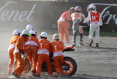 HRC Sudah Umumkan Nama Pengganti Pedrosa di GP Jepang
