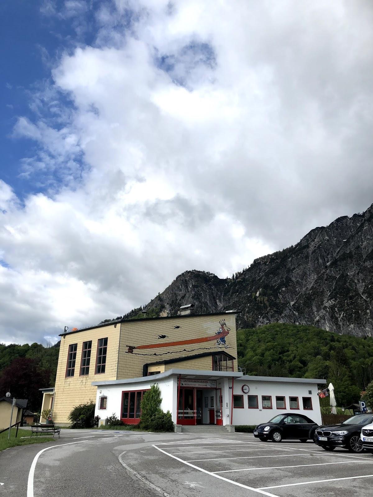 Salzburg Itinerary Untersbergbahn Moutain Cable Car