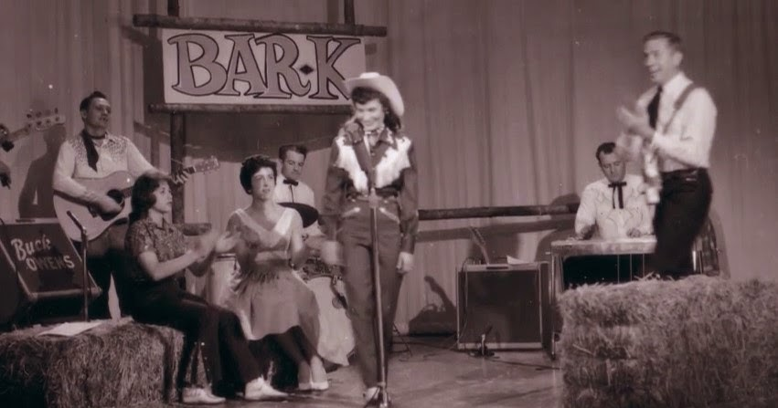 Oma Loves U!: Barbara - Teenaged Back-Up Singer for Buck Owens and Loretta Lynn