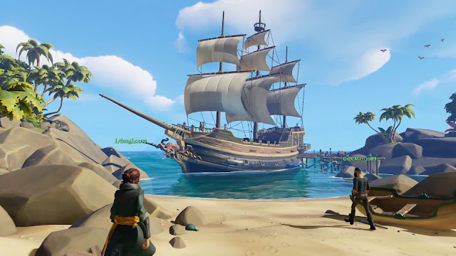 Download Sea Of Thieves Game Torrent Softonic link