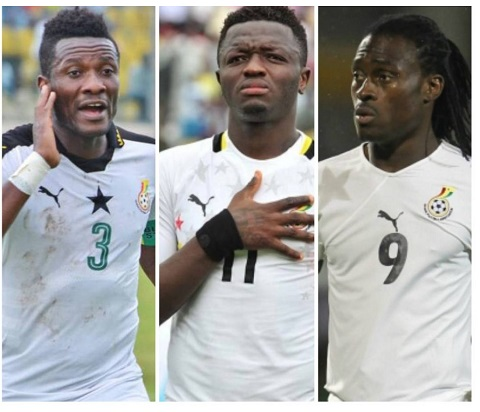 Gyan, Muntari and Boateng block sale of Liberty Professionals