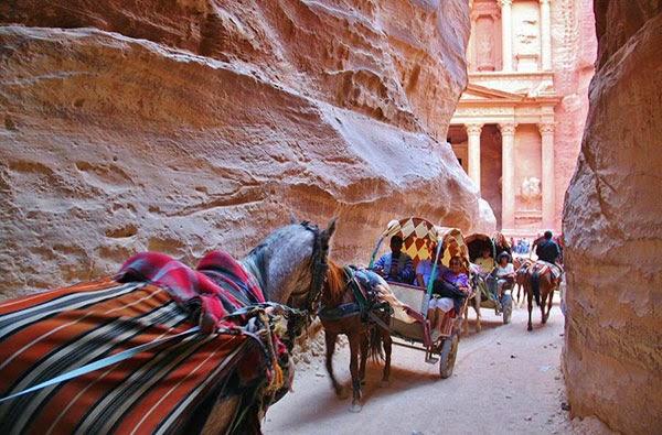 Tesoros de Petra