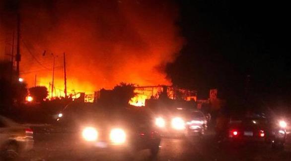 اعنف المعارك تدور الان في كريتر عدن