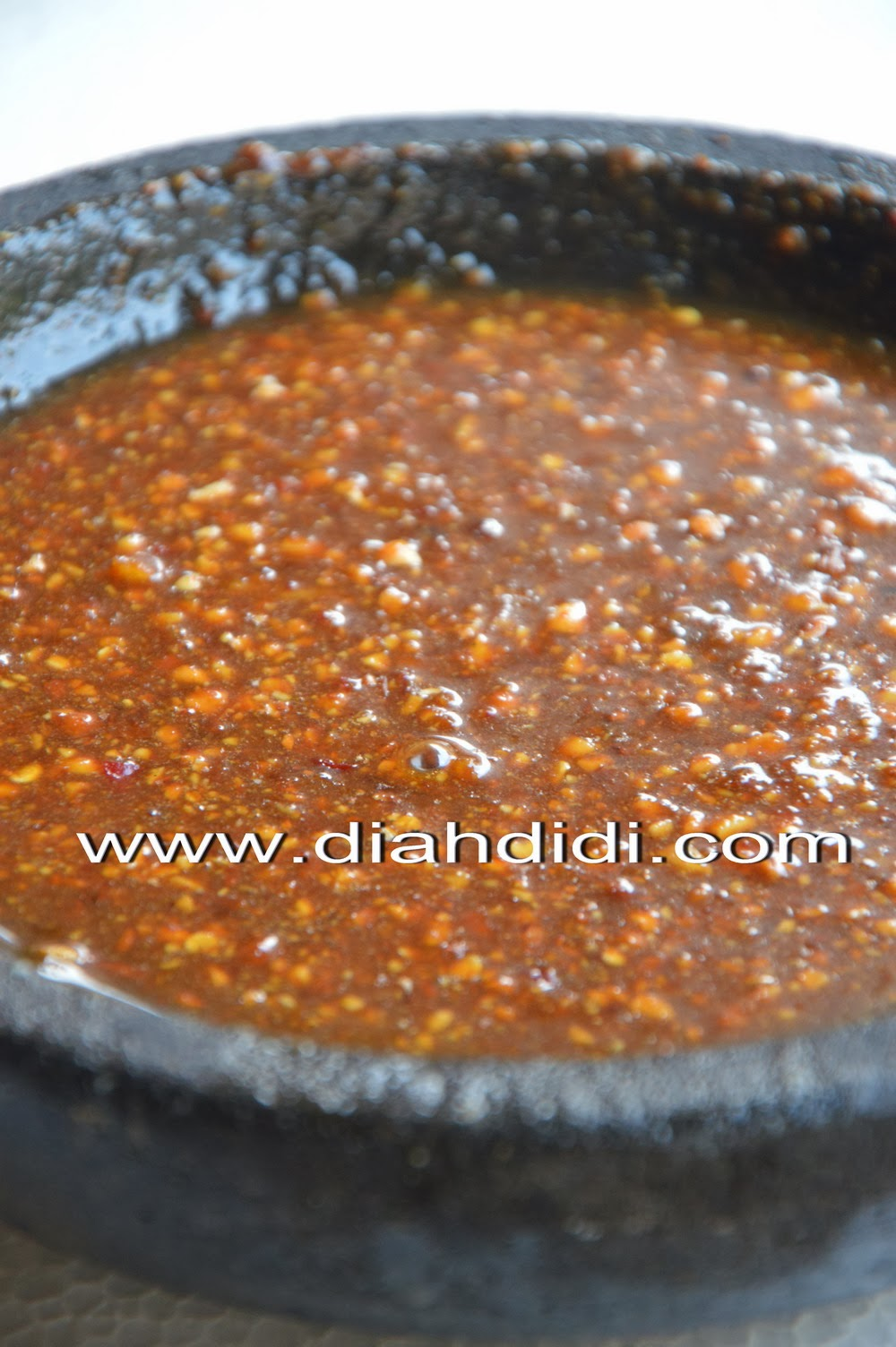 Resep Bumbu Rujak Buah : resep, bumbu, rujak, Didi's, Kitchen:, Rujakan, Yukk..^_^