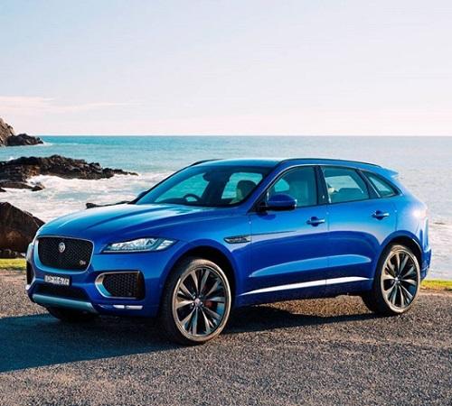 Jaguar F-Pace Review spec and design