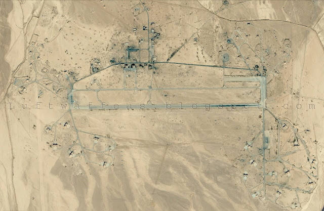 Resultado de imagen de base aérea T4