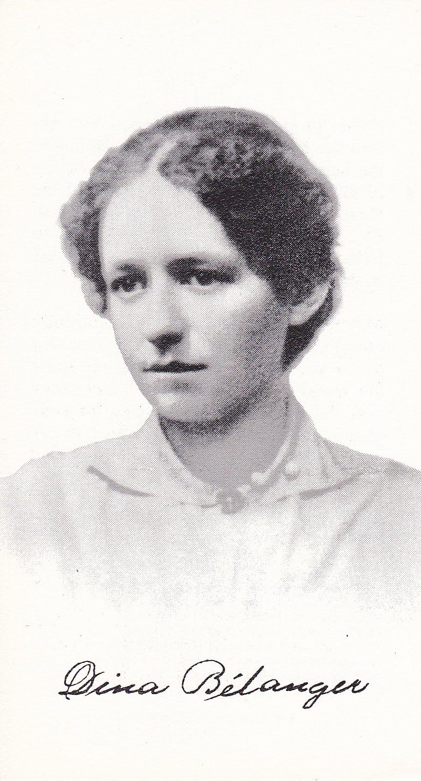 blažena Dina Bélanger - redovnica in mistikinja