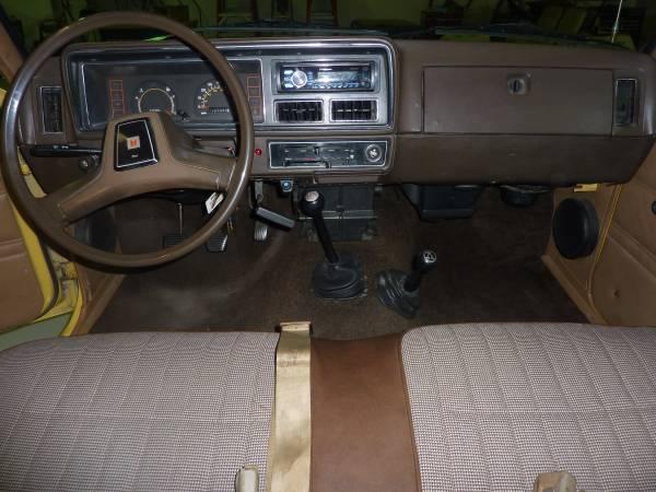 Daily Turismo: Not So Mangy: 1983 Isuzu P'up Diesel