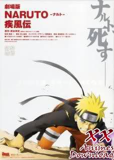 Baixar Torrent Naruto Shippuuden Filme 4 - A morte de Naruto! Download Grátis