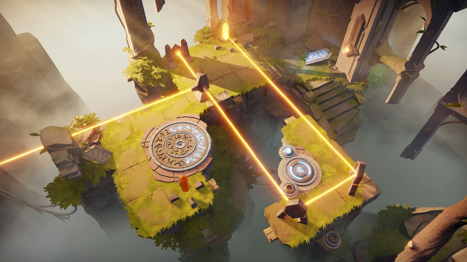 Archaica The Path of Light, Archaica, IndieGame, Adventure, Puzzle, Review, головоломка, паззл, инди-игра, обзор, рецензия