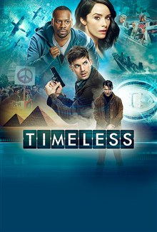 Timeless – Todas as Temporadas – HD 720p