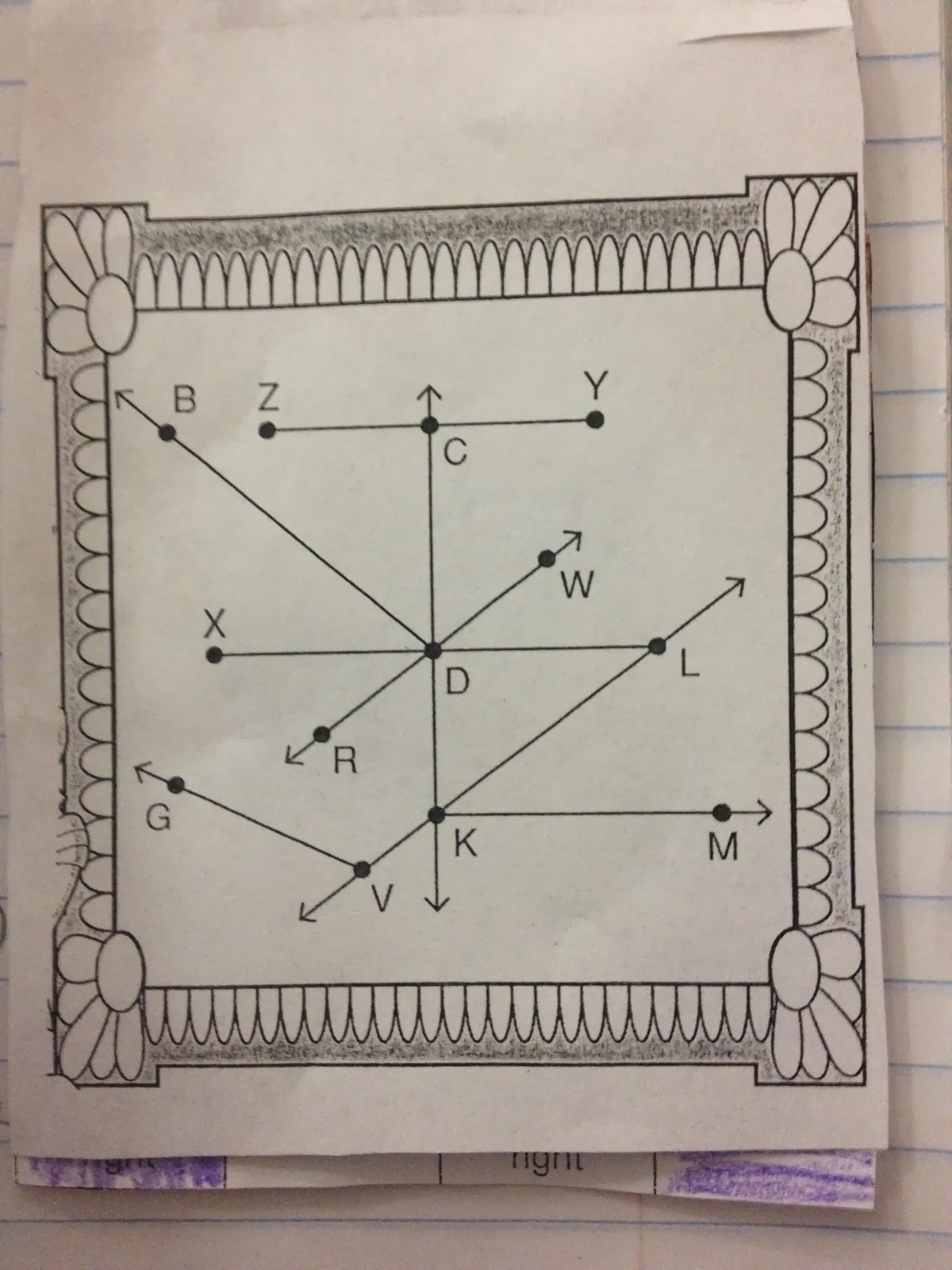 Math With Mrs D Geometry Symbols