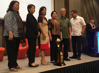 South Cotabato Governor Daisy Fuentes bags 3rd Jesse Robredo Leadership Award