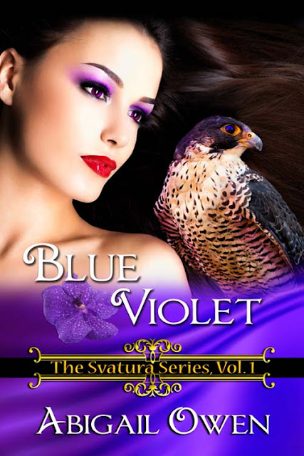 COVER REVEAL- Svatura Series by Abigail Owen