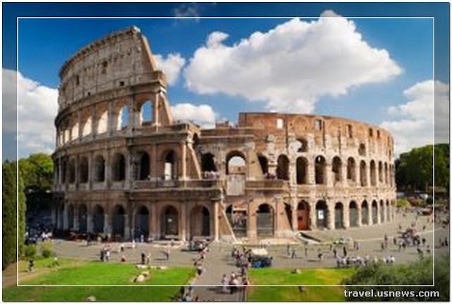 Colosseum (Colosseo) - Top 7 Best Places to Travel in Rome, Italy at Least Once
