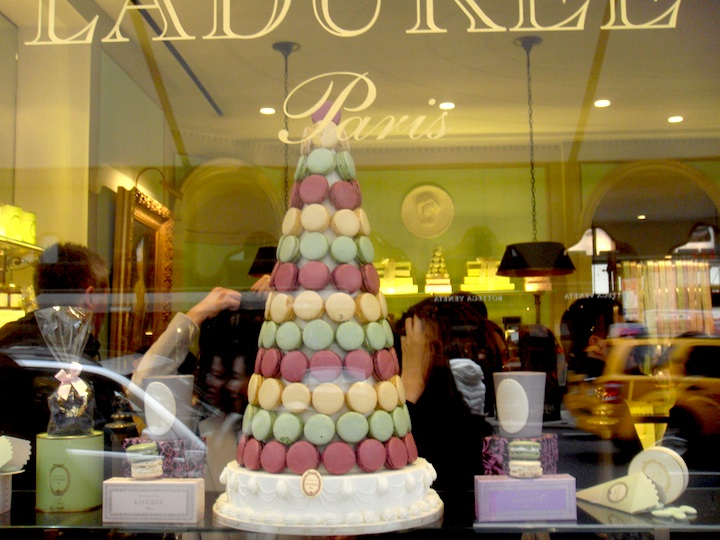 HB Sweets: Ladurée Macarons come to NYC!