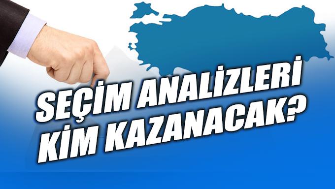 İzmir Yerel seçim anketi 2019 Tuncay Özkan en sevilen