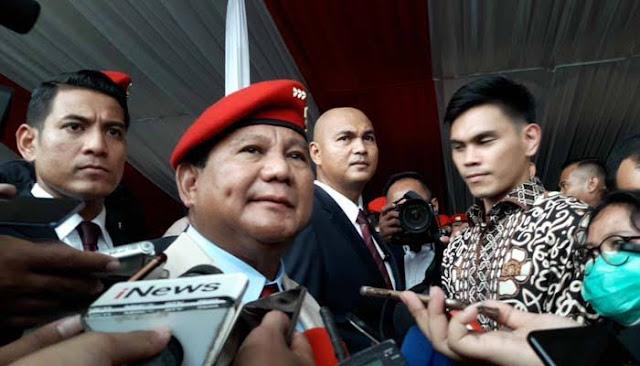 1.000 Anggota TNI-Polri Jaga Syukuran Kemenangan Prabowo-Sandi di TMII