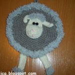 patron gratis oveja amigurumi   free pattern amigurumi sheep